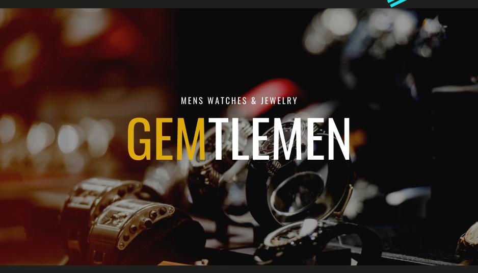 Gemtlemen's Watches