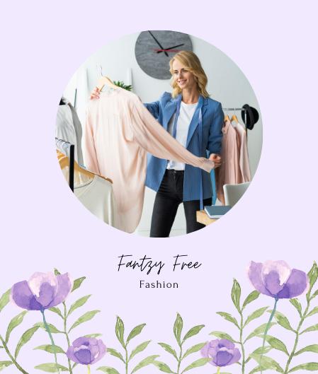 Fantzy Free Women's Fashion